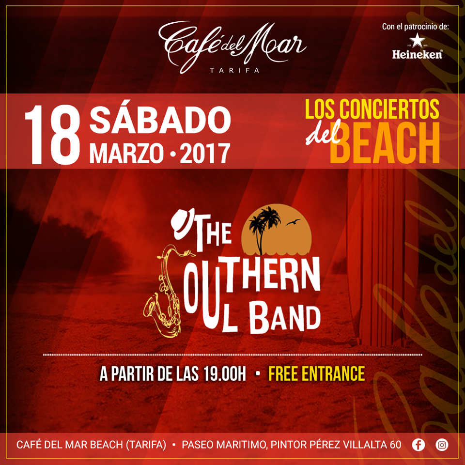 Sábado 18 Marzo 2017 Cafè del Mar Beach